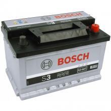 Аккумулятор Bosch S3 70Ah