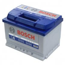 Аккумулятор Bosch S4 Silver (низкий) 60Ah