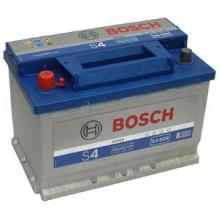 Аккумулятор Bosch S4 Silver 74Ah