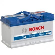 Аккумулятор Bosch S4 Silver 80Ah