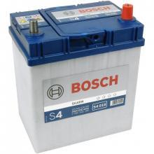 Аккумулятор Bosch (J)TK S4 Silver 40Ah