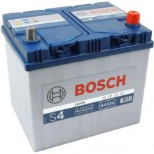 Аккумулятор Bosch (J) S4 Silver 60Ah