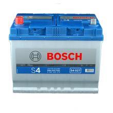 Аккумулятор Bosch (J) S4 Silver 70Ah
