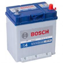 Аккумулятор Bosch (J) S4 Silver 40Ah