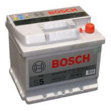 Аккумулятор Bosch S5 Silver Plus 52Ah
