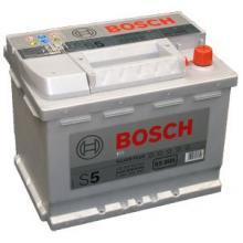 Аккумулятор Bosch S5 Silver Plus 63Ah
