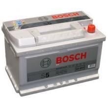 Аккумулятор Bosch S5 Silver Plus 74Ah
