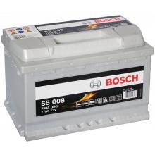 Аккумулятор Bosch S5 Silver Plus 77Ah