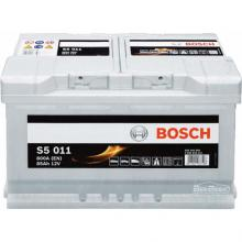 Аккумулятор Bosch S5 Silver Plus 85Ah