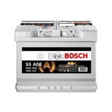 Аккумулятор Bosch S5 AGM 70Ah