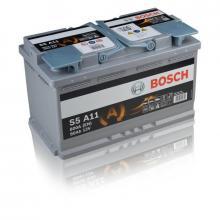 Аккумулятор Bosch S5 AGM 80Ah