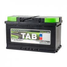 АКБ TAB Ecodry AGM 213080, 80Ah