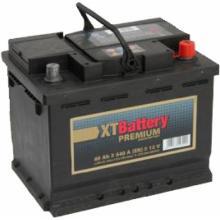 Аккумулятор XT PREMIUM 62Ah