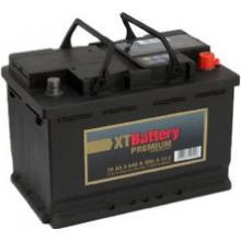 Аккумулятор XT PREMIUM 72Ah
