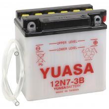 Мотоаккумулятор YUASA