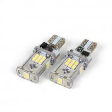 Светодиодная лампочка Carlamp 400Лм 9-16В 6000К W16W