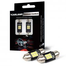 Светодиодная лампа CARLAMP C10W Canbus SJ-K6-31MM