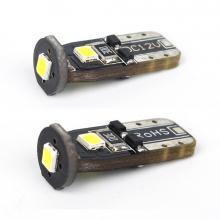 Светодиодная лампа CARLAMP W5W 3G-Series T10W5W-W