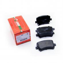Тормозные колодки задние Caddy III/Golf V/Audi A4 03-