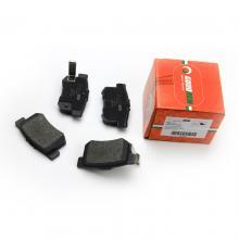 Тормозные колодки зад. Civic 98-/Accord 90-03 (Akebono) (47,8x88,9x14,5)