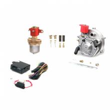 Комплект ГБО Atiker для инжектора с редуктором VR04 SUPER